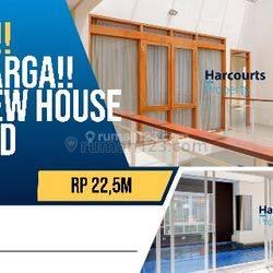Seriiuuuusss Niihh Turun Harga!! Brand New House Di Area SCBD