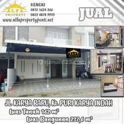 Rumah Puri Karya Indah, Karya Baru, Pontianak, Kalimantan Barat