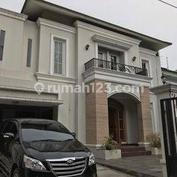 Rumah Mewah Siap Huni, Panglima Polim, Kawasan Premium Jakarta Selatan