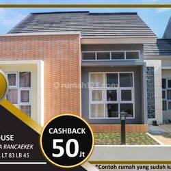 8mnt RS AMC Cileunyi Rumah modern customized di Rancaekek jatinangor