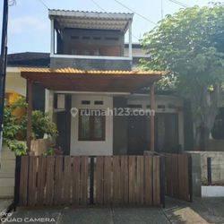 Rumah Dalam Perumahan Bintaro Classic Siap Huni