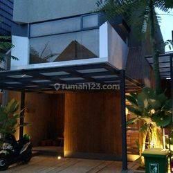 Rumah Design Premium Mewah Semi Furnish Di Bambu Apus Setu Cipayung Jakarta Timur