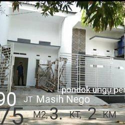 DIBAWAH PASARAN!! Rumah HOOK di Pondok Ungu 15 Menitan dari Cakung