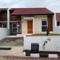 Rumah Minimalis Modern Kawasan Asri - Jalan Kolonel Masturi Cimahi