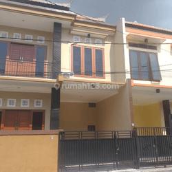 Rumah Baru Dekat sekolah,Pasar Dan pusat hiburan Di Jalan Tukad Badung Renon, Denpasar Bali