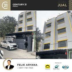 Rumah Kos Jalan Mangga Besar Taman Sari, Roi 8%++! Best Deal!
