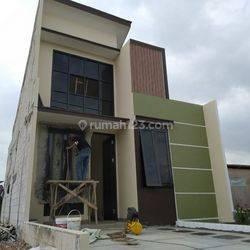 Rumah Mewah Terdekat Ke Stasiun Tambun cukup 21 jt Free biaya surat2 dan KPR