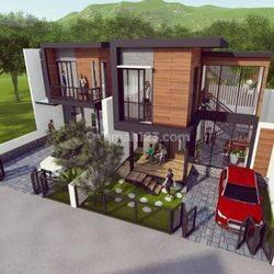 PROMO Rumah villa strategis di lembang bandung
