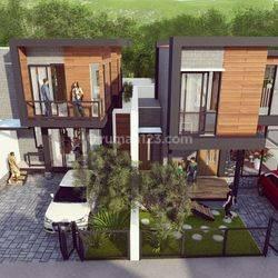 PROMO Villa Cantik di Lembang 20mnt Setiabudi Gegerkalong Cihanjuang
