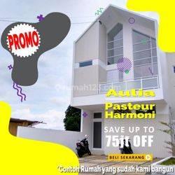 TERBATAS 750m Stasiun Cimindi Sukaraja Rumah di Pasteur cicendo