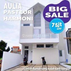 4.4KM Kampus Maranatha Rumah KPR Syariah di Pasteur Surya Sumantri