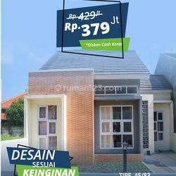 Rumah Asri 15mnt Kampus Unpad Jatinangor di rancaekek Cileunyi Timur
