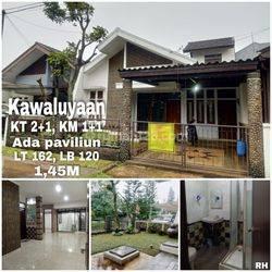 Rumah Renov di Kawaluyaan + Paviliun