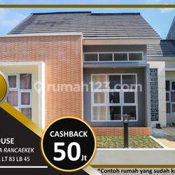CUSTOMIZED 8mnt RS AMC Cileunyi Rumah modern di Rancaekek jatinangor