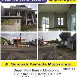 Rumah Jl. Sumpah Pemuda ( Depan SPBU Mojosongo) Solo