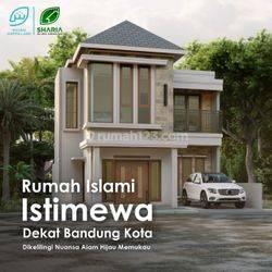 Rumah 2 Lantai Di Kota Bandung Dengan Konsep Lingkungan Islami Yang Dekat Dengan Pusat Kota Dekat Terminal Cicaheum