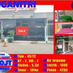 Rumah Over Kredit Ciganitri Bojongsoang Ciwastra Buahbatu Kota Bandung