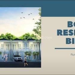 RUMAH BARU INDEEN FREE DESIGN 2 LANTAI DI BINTARO