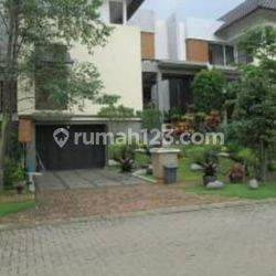 Rumah uk besar, kt.4+1, Furnish, dkt Sekolah Nanyang, AEON Mall,  Prasetya Mulya