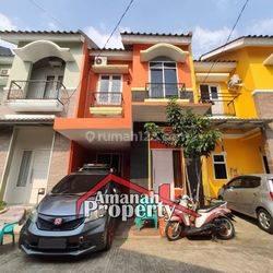 Rumah Terawat Full Furnished Lokasi Strategis Kramatjati Jakarta Timur
