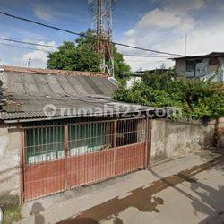 Rumah Tua Jl inspeksi Kali Duri, Jakarta Utara