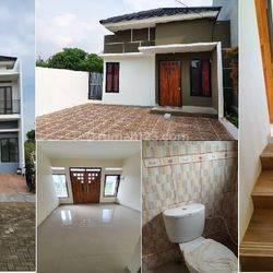 Rumah Murah 15 Menit St. Bojong Gede DP0% 2 Lantai 600 Jt an