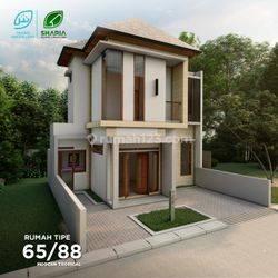 Dijual Rumah Di Cikutra Bandung Dua Lantai Dekat Gedung Sate Lingkungan Islami