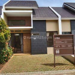 Rumah Ready Akses 2 Mobil Vinus 88 Residence 800 Jutaan Free Biaya KPR