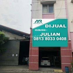Gudang & Office Lodan Center Ancol - Harga Murah Lokasi Strategis!