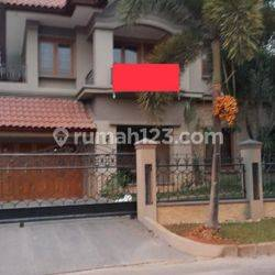 Luxury Tropical House For Lease West Jakarta Area (WELL MAINTAINED)