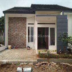 Rumah Modern Minimalis 20 Menit St. Citayam BF 3 Juta All In