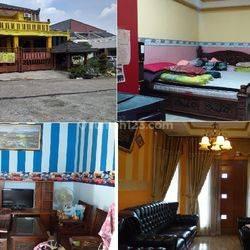 Rumah Cluster 2,5 lantai di Grand Depok City dengan Lingkungan Ramai