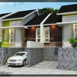 Rumah manyaran,murah,bebas banjir belakang swalayan Ramai samping kantor kelurahan kembang arum,SPBU