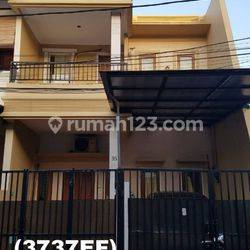 (3737EF) Rumah Minimalis Bojong Indah Jakarta Barat Murah