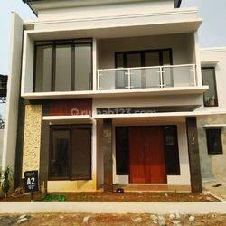 Rumah mewah 2 lantai dekat Mall Cibubur Junction