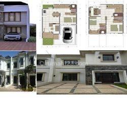 Rumah 2 Lantai 800 Juta an Margonda Depok
