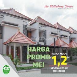 DISKON CASH Rumah Tanpa Bank The Billabong Soeta Bandung