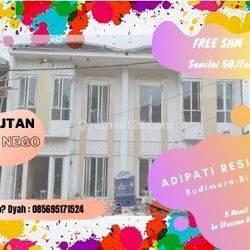 New launching mini cluster, rumah 2lt 600jtan! Adipati Residence Sudimara!