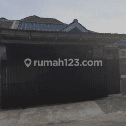 Sangiang Tangerang Rumah 1 Lantai Tanah Luas Harga Murah