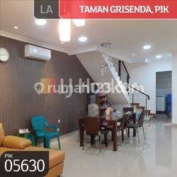 Rumah Taman Grisenda, PIK, Jakarta Utara
