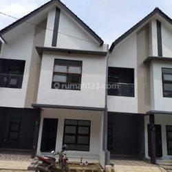 Rumah 2 Lantai Jagakarsa 5 Menit Tol Andara Jakarta Selatan