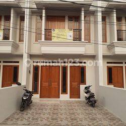 Rumah 2 lantai Jagakarsa 10 menit Exit Tol Brigif dan Kukusan, Dekat Pusat Pendidikan (UI, UP)