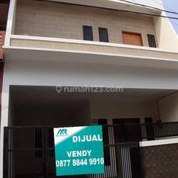 Rumah Baru Renov Cengkareng Indah Siap Huni