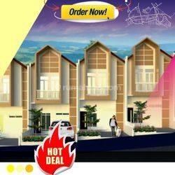 Rumah Murah 400jtan Bandung Bandung Lokasi Strategis Sebelah Kota Baru
