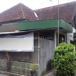 Rumah Usaha Strategis Area Wisata Kraton Jogja