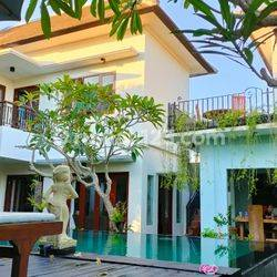 Villa di Mumbul Nusa Dua - BALI