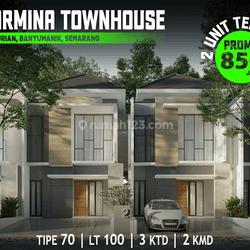 Rumah Mewah Idaman Jalan Taman Durian Banyumanik Dekat Exit Tol