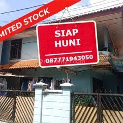 SIAP HUNI Rumah Lingkungan Nyaman Di Kramat Jati Jakarta Timur Posisi Hook