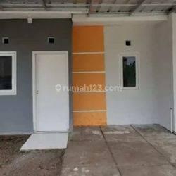 Rumah Minimalis Siap Huni Dekat Stasiun Cikarang