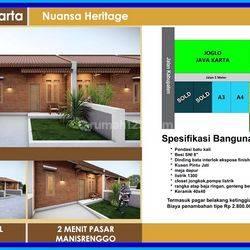 Jarang Ada, Rumah Harga 194 Juta di Lokasi Perumahan